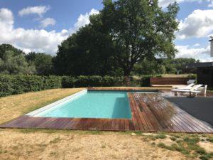 Souhaitez-vous construire votre piscine <br>vous-même?