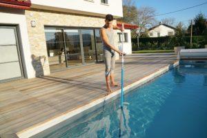 Comment faire l'entretien de ma piscine?