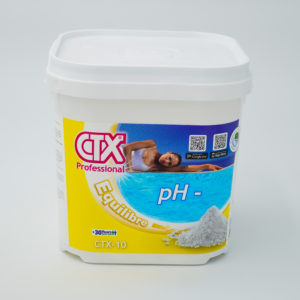 CTX10 – pH- 5Kg