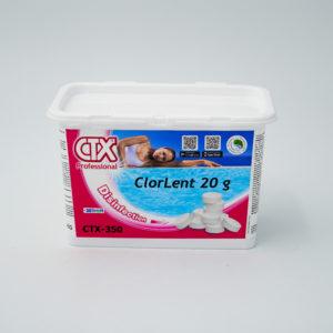 CTX350 – ClorLent20g 1Kg