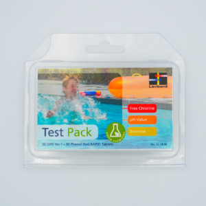 LOVIBOND – Recharges Test Pack