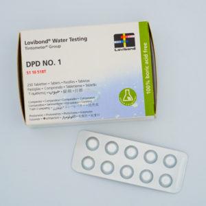 LOVIBOND – DPD N°1 ( 1 Tablette )